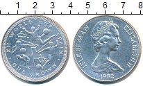 Изображение Монеты Великобритания Остров Мэн 1 крона 1982 Медно-никель UNC