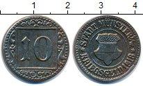 Изображение Монеты Германия : Нотгельды 10 пфеннигов 1918 Железо VF Герб