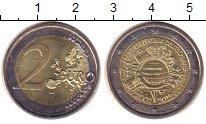 Изображение Монеты Европа Германия 2 евро 2012 Биметалл UNC