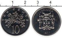 Изображение Монеты Ямайка 10 центов 1975 Медно-никель UNC-