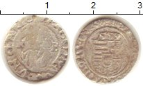 Изображение Монеты Европа Венгрия 1 денарий 0 Серебро XF-