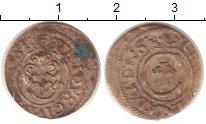 Изображение Монеты Рига 1 солид 0 Биллон XF- Кристина