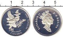 Изображение Монеты Северная Америка Канада 50 центов 1995 Серебро Proof-