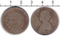 Изображение Монеты Франция Мартиника 1 франк 1897 Медно-никель VF