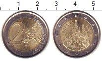 Изображение Монеты Европа Испания 2 евро 2012 Биметалл XF