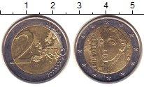 Изображение Монеты Финляндия 2 евро 2012 Биметалл XF 150 - летие  художни