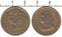 Изображение Монеты Африка Сан-Томе и Принсипи 20 сентаво 1929 Медно-никель XF-