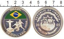 Изображение Монеты  10 долларов 2005 Серебро Proof-