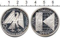 Изображение Монеты Германия 10 марок 1996 Серебро Proof-