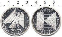 Изображение Монеты Европа Германия 10 марок 1994 Серебро Proof-