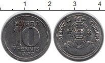 Изображение Монеты Германия : Нотгельды 10 пфеннигов 1920 Железо XF-