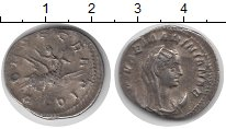 Изображение Монеты Древний Рим 1 антониниан 0 Серебро XF-