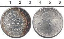 Изображение Монеты Европа Австрия 25 шиллингов 1973 Серебро XF