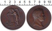 Изображение Монеты Европа Франция Медаль 1820 Медь XF