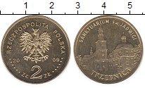 Изображение Монеты Европа Польша 2 злотых 2009 Латунь UNC-