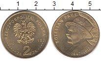 Изображение Монеты Польша 2 злотых 2012 Латунь UNC- Болеслав  Прус.