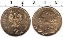 Изображение Монеты Европа Польша 2 злотых 2013 Латунь UNC-