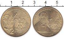 Изображение Монеты Польша 2 злотых 2012 Латунь UNC- Пётр  Михалковский.