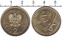 Изображение Монеты Европа Польша 2 злотых 2004 Латунь UNC-