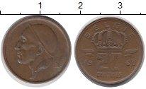 Изображение Дешевые монеты Бельгия 20 сантим 1960 Медь VF
