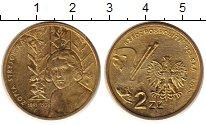 Изображение Монеты Европа Польша 2 злотых 2011 Латунь XF