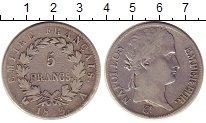 Изображение Монеты Франция 5 франков 1813 Серебро VF