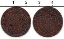 Изображение Монеты Швейцария Вауд 1/2 батзена 1810 Серебро XF-
