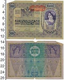 Изображение Банкноты Европа Австрия 10000 крон 1919