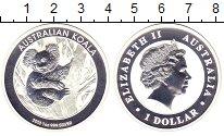 Изображение Монеты Австралия и Океания Австралия 1 доллар 2013 Серебро Proof