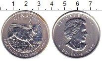 Изображение Монеты Северная Америка Канада 5 долларов 2013 Серебро UNC-