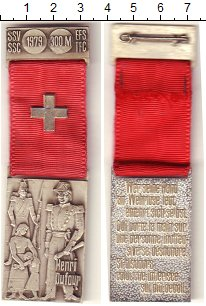 Изображение Монеты Европа Швейцария Стрелковый фестиваль 1979 Медно-никель UNC-