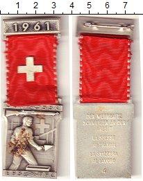 Изображение Монеты Швейцария Стрелковый фестиваль 1961 Медно-никель XF