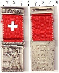 Изображение Монеты Европа Швейцария Стрелковый фестиваль 1962 Медно-никель XF-
