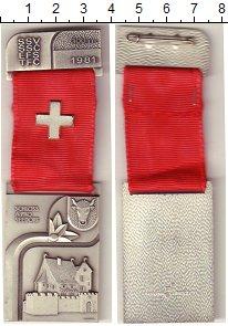 Изображение Значки, ордена, медали Швейцария Стрелковый фестиваль 1981 Медно-никель UNC-