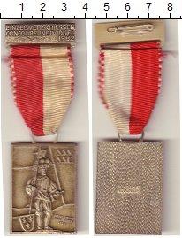 Изображение Монеты Швейцария Стрелковый фестиваль 1982 Медно-никель XF Воин с алебардой и м