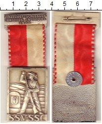 Изображение Монеты Европа Швейцария Стрелковый фестиваль 1968 Медно-никель UNC-