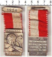 Изображение Монеты Европа Швейцария Стрелковый фестиваль 1956 Медно-никель XF