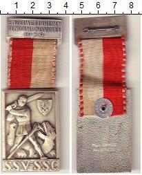 Изображение Монеты Европа Швейцария Стрелковый фестиваль 1959 Медно-никель XF