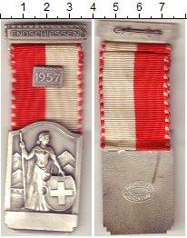 Изображение Монеты Европа Швейцария Стрелковый фестиваль 1957 Медно-никель UNC-