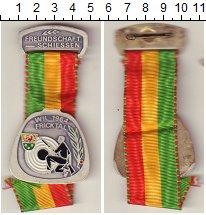Изображение Монеты Швейцария Стрелковый фестиваль 1964 Медно-никель XF