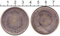 Изображение Монеты Италия Неаполь 120 гран 1826 Серебро F
