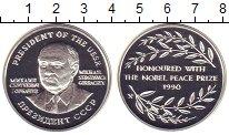 Изображение Монеты Германия Медаль 1990 Медно-никель Proof Президент СССР М.С.Г