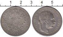 Изображение Монеты Европа Австрия 1 флорин 1879 Серебро XF