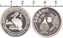 Изображение Монеты Европа Румыния 50 лей 2003 Серебро Proof-
