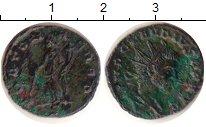 Изображение Монеты Древний Рим 1 антониниан 0 Биллон  Клавдий Готский. Оли