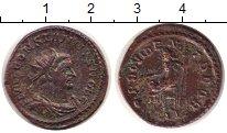 Изображение Монеты Древний Рим 1 антониниан 0 Биллон