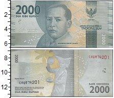 Изображение Банкноты Индонезия 2000 рупий 2016  UNC