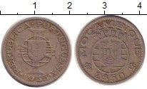 Изображение Монеты Мозамбик 2 1/2 эскудо 1955 Медно-никель