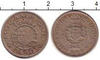 Изображение Монеты Африка Мозамбик 2 1/2 эскудо 1965 Медно-никель