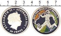 Изображение Монеты Австралия 50 центов 2012 Серебро Proof